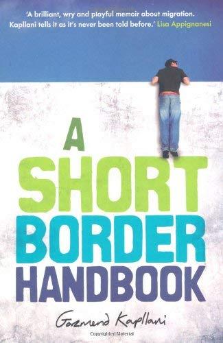 A Short Border Handbook 9781846271502