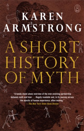 A Short History of Myth 9781841958002