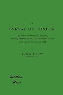 A Survey of London 9781848300149