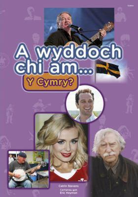 A Wyddoch Chi am Y Cymry? 9781848514454