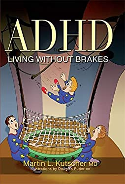 ADHD - Living Without Brakes 9781843108733