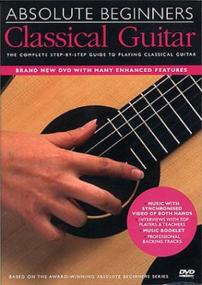 Absolute Beginners: Classical Guitar 9781846090882