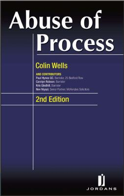 Abuse of Process: Second Edition 9781846612299