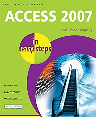 Access 2007 in Easy Steps 9781840783209