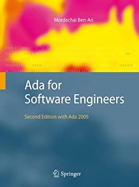 Ada for Software Engineers: With Ada 2005 9781848823136