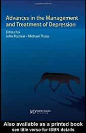 Advances in Management and Treatment of Depression