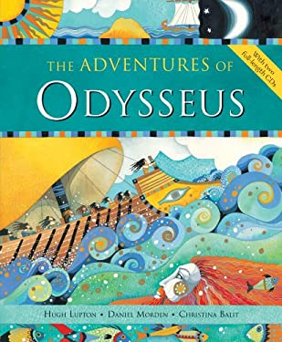 The Adventures of Odysseus [With 2 CDs] 9781846867033