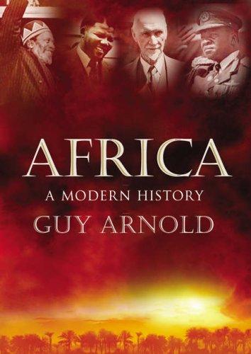 Africa: A Modern History 9781843541752
