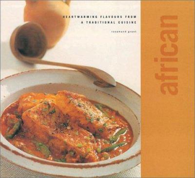 African: Classic Cuisine Series 9781842157879