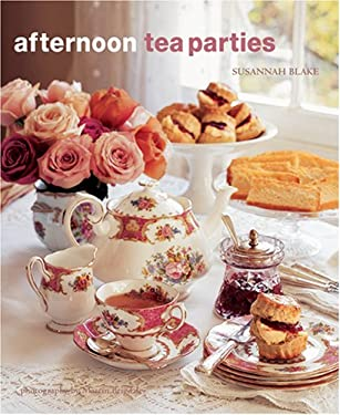 Afternoon Tea Parties 9781845977245