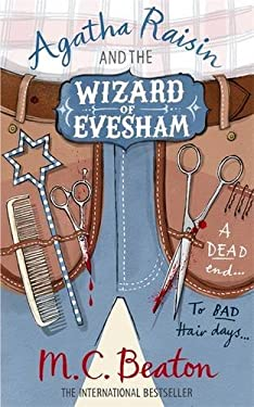 Agatha Raisin and the Wizard of Evesham 9781849011419