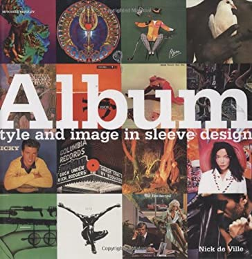 Album: Style and Image in Sleeve Design 9781840006056
