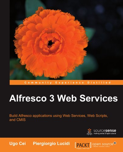 Alfresco 3 Web Services 9781849511520
