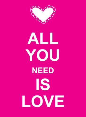 All You Need Is Love 9781849531306