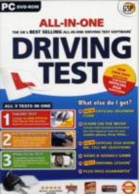 All in One Driving Test 9781841566474
