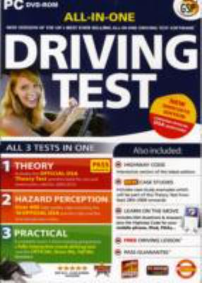 All in One Driving Test 9781841566863