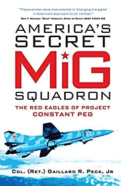 America's Secret MiG Squadron: The Red Eagles of Project Constant Peg 9781849089760
