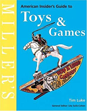 American Insider's Guide to Toys & Games 9781840003802