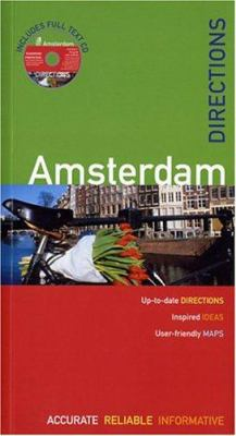 Amsterdam Directions [With Ebook] 9781843533061
