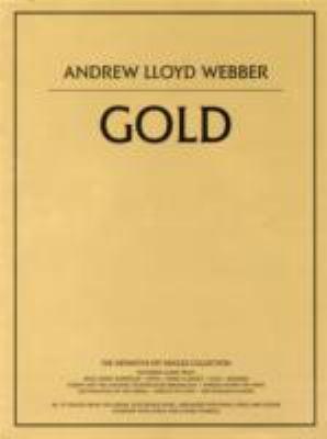 Andrew Lloyd Webber Gold 9781847723024