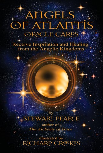 Angels of Atlantis Oracle Cards: Receive Inspiration and Healing from the Angelic Kingdoms 9781844095438