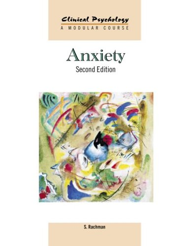 Anxiety 9781841695167