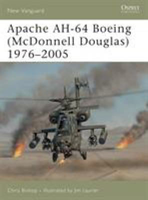 Apache AH-64 Boeing (McDonnell Douglas) 1976-2005 9781841768168