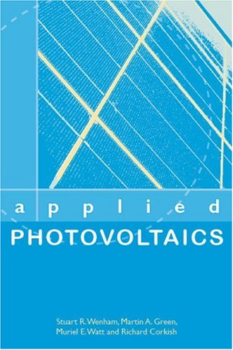 Applied Photovoltaics 9781844074013