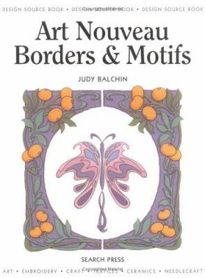 Art Nouveau Borders & Motifs 9781844481026