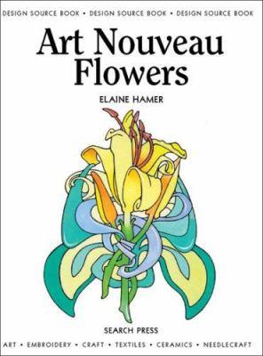 Art Nouveau Flowers 9781844482528