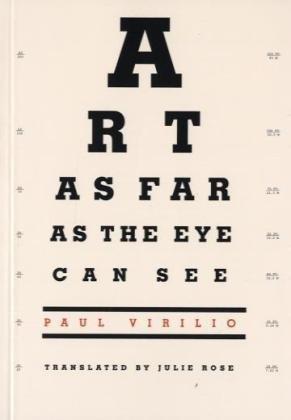 Art as Far as the Eye Can See 9781847885401