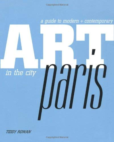 Art in the City: Paris 9781844005956