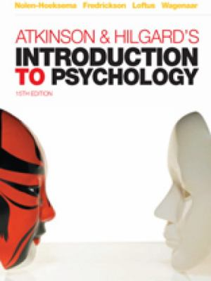 Atkinson & Hilgard's Introduction to Psychology 9781844807284