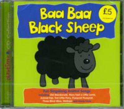 Baa Baa Black Sheep 9781847333094