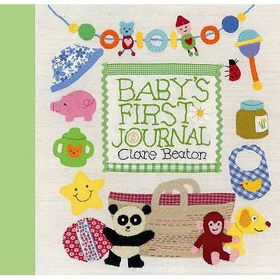 Baby's First Journal 9781846862656