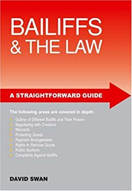 Bailiffs and the Law. David Swan 9781847160614