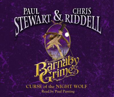 Barnaby Grimes: Curse of the Nightwolf 9781846576683