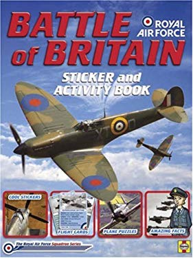 Battle of Britain [With Stickers] 9781844254644