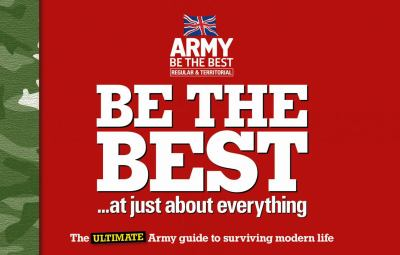 Be the Best. by the Army 9781846055553