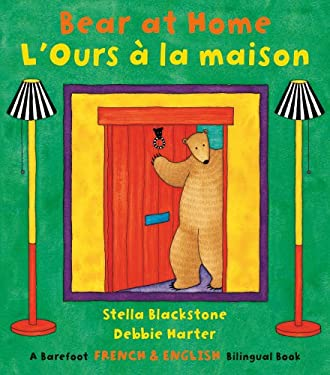 Bear at Home (Bilingual English/French) 9781846864216