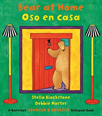 Bear at Home/Oso En Casa (Bilingual English/Spanish) 9781846864223