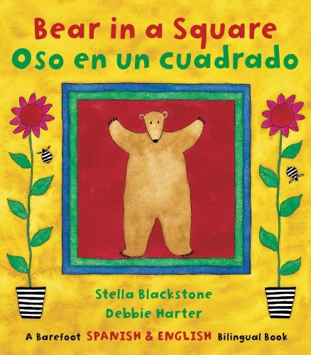 Bear in a Square/Oso En Un Cuadrado 9781846863875