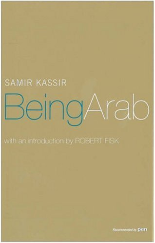 Being Arab 9781844670994