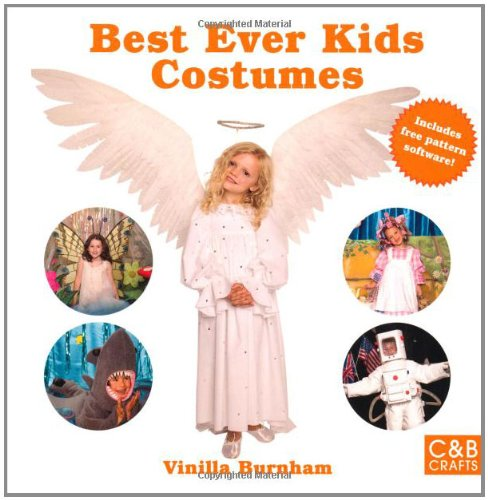 Best Ever Kids Costumes 9781843404750