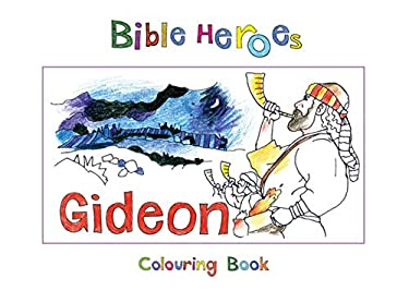 Gideon Colouring Book 9781845500900