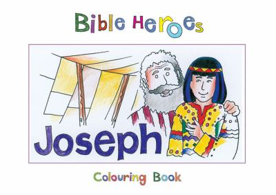 Joseph Colouring Book 9781845500917