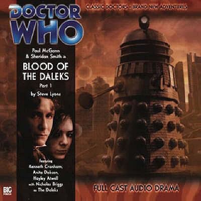 Blood of the Daleks 9781844352555