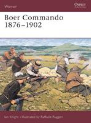 Boer Commando 1876-1902 9781841766485