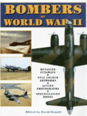 Bombers of World War II 9781840131499