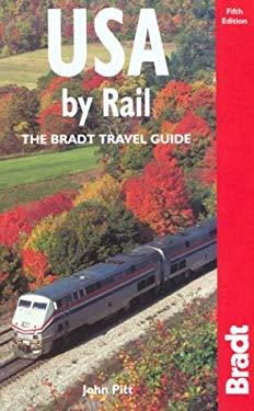 Bradt USA by Rail 9781841620695